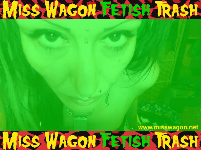 image Miss wagon vegan fetish trash sono tornata