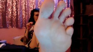 Miss Wagon vegan Fetish Foot i miei piedi ti femminilizzano! www.misswagon.net
